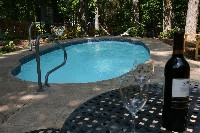 Pompano Beach Fiberglass Pool in Youngwood, PA